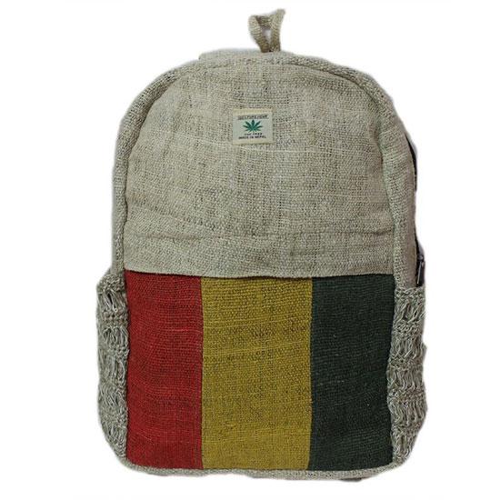 10741c438cf9 Pure Hemp 100% THC Free Backpack