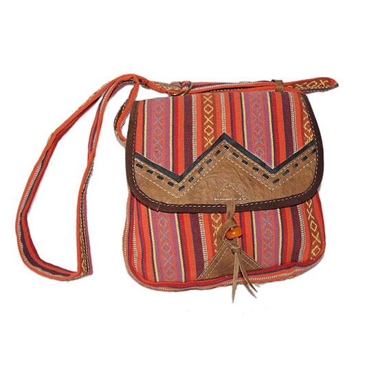 Nepalesecraftcotton Bag Handmade In Nepal Nepalese Handicraft Products